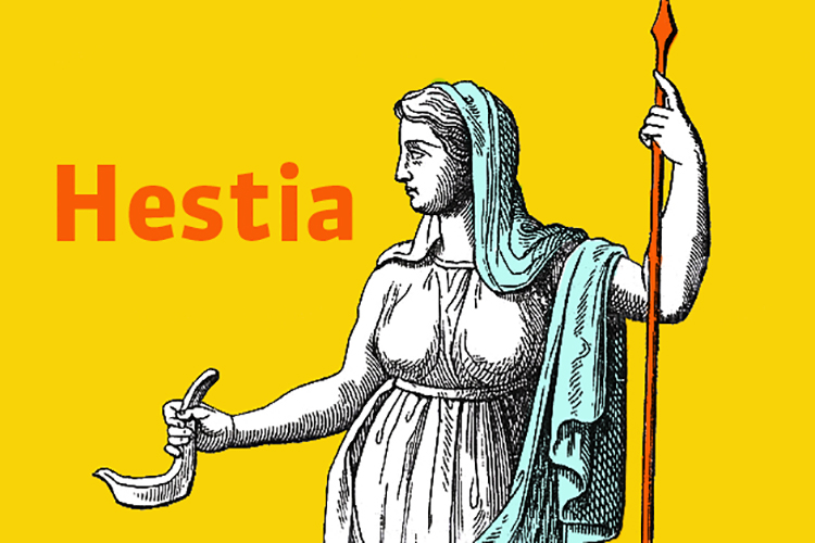 Hestia, gardienne du sens