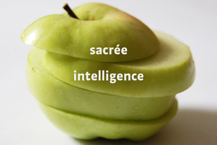 Sacrée intelligence