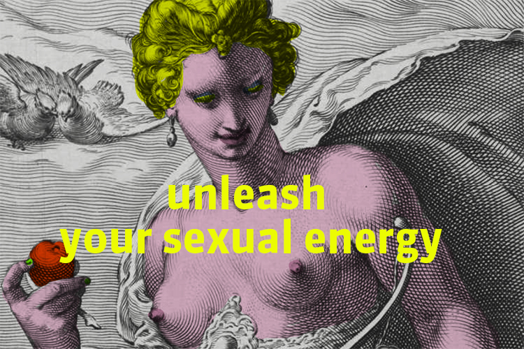 Unleash your female sexual energy