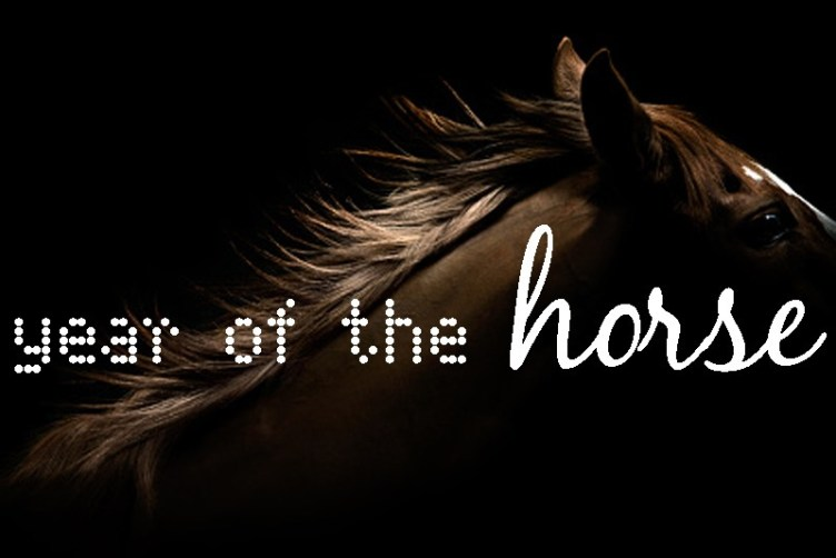 Happy New Year of The Horse