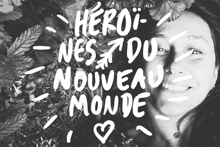 Héroïnes du nouveau monde, un sommet virtuel qui propose des conversations avec des femmes singulières qui inspirent et éclairent le monde. Avec Vanina Gallo