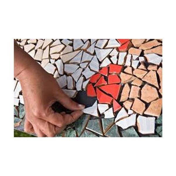 God specializes in broken pieces