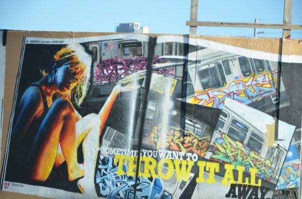 Graffiti Art District Miami