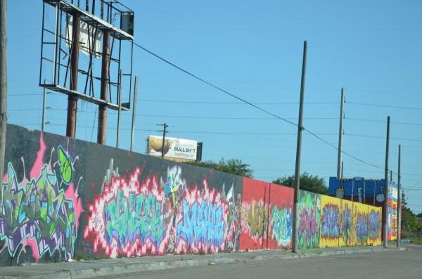 Miami Art District Walk