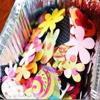 Be creative; make your own cupcake picks