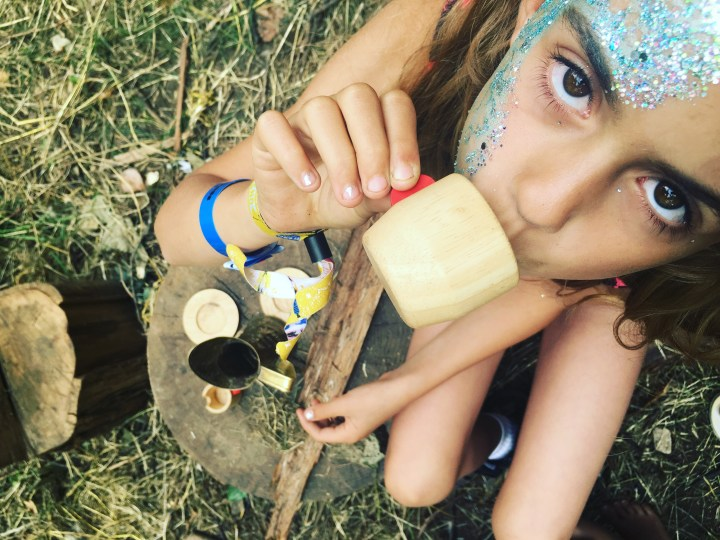 Camp Bestival In Pictures