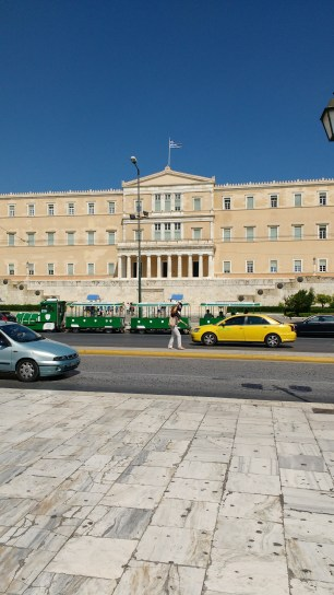 Syntagma Square, Parliament Building