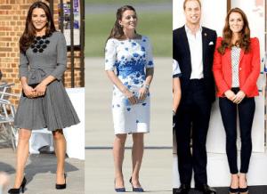 Kate Middleton collage