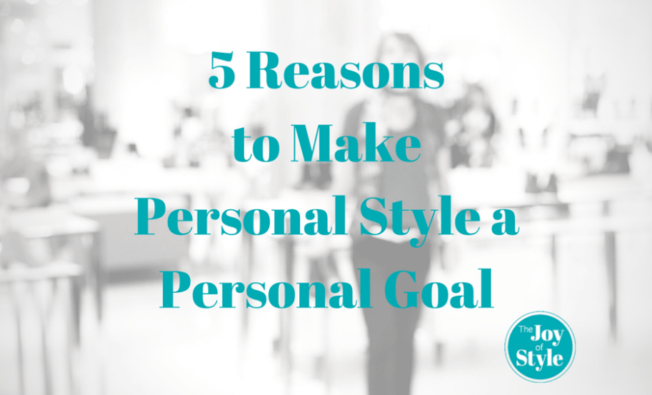 Personal Goal