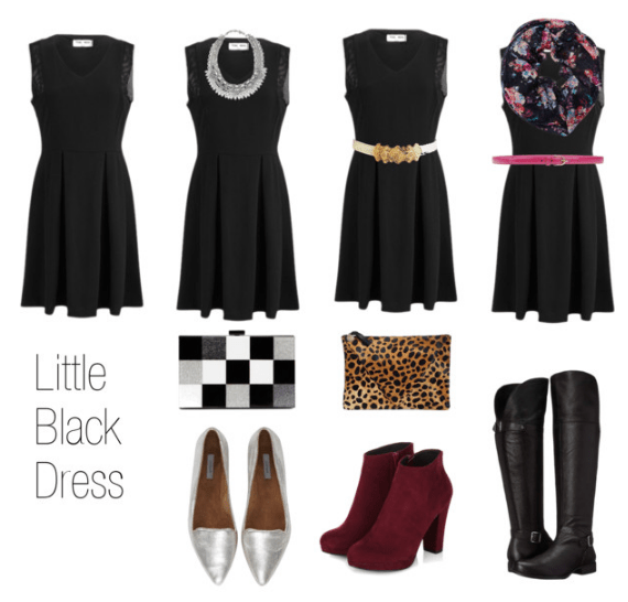 Accessories with LBD
