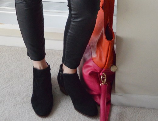 wear ankle boots