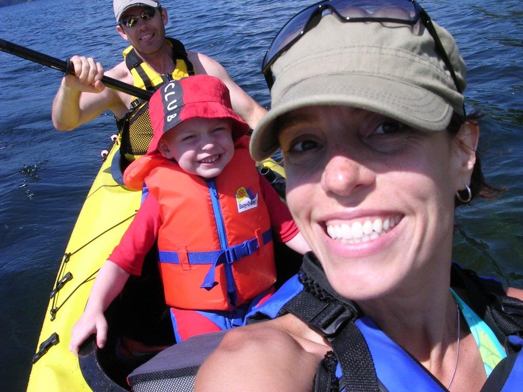 vancouverites kayak