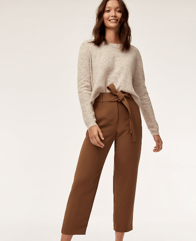 Autumn Fashions pants