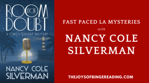 Fast Paced LA Mysteries – Nancy Cole Silverman