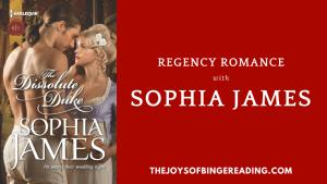 Regency Romance – Sophia James