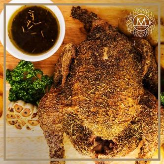 mommyannskitchen's Signature Herbed Chicken