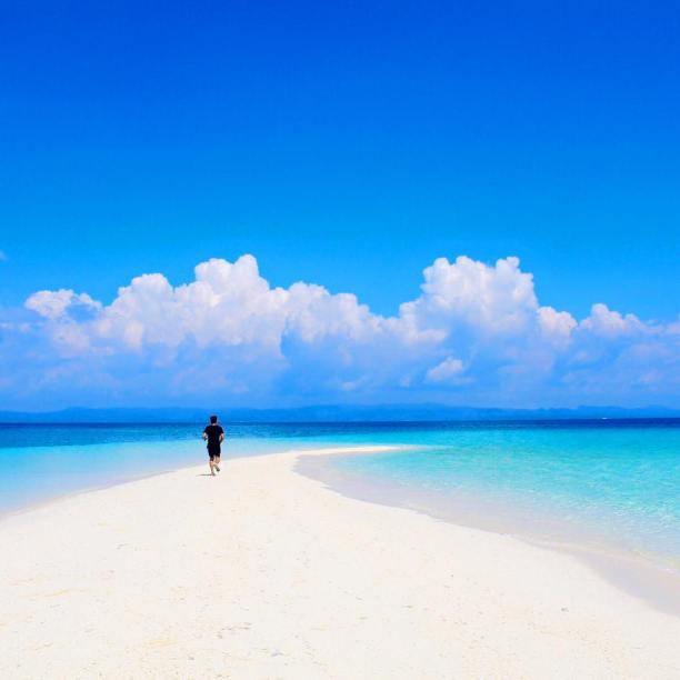 Beach sandbar, Kalanggaman Island. Photo courtesy of Ivy Katrina Gamit