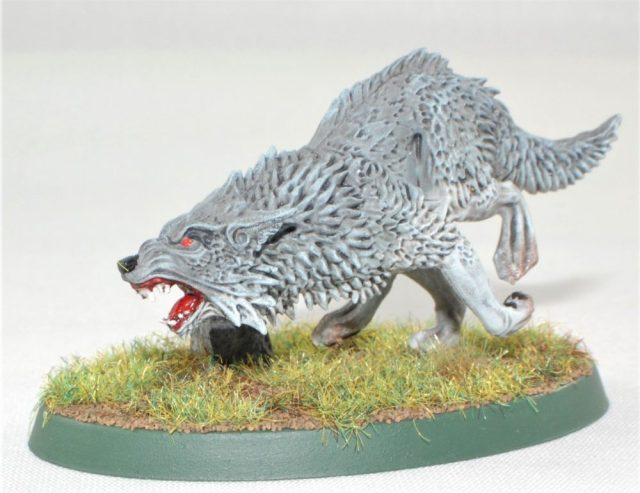 dire wolves conversion aos