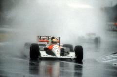 Ayrton Senna Australia