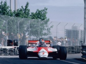 John Watson - McLaren Cosworth