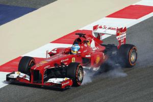 Fernando Alonso Bahrain