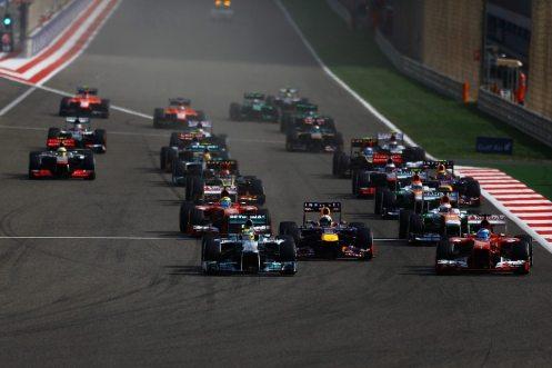 Bahrain Start