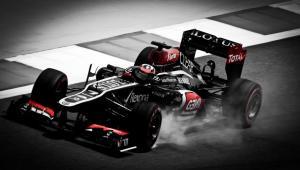 Kimi Raikonnen Gulf Air Bahrain Grand Prix