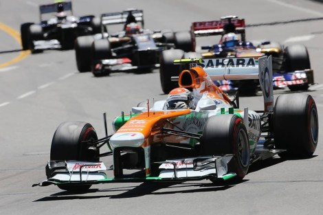 Adrian Sutil © Sahara Force India
