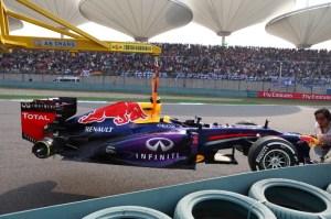 Mark Webber 2013 Bahrain