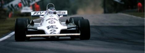 Carlos Reutemann - Zolder GP 1981