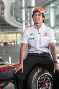Sergio Perez © McLaren F1