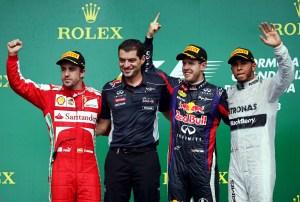 FORMULA 1 - Canadian GP Sebastian Vettel © Getty Images/ Mark Thompson