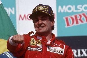 Jean Alesi - Canada 1995 © Ferrari
