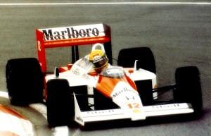 McLaren MP4/4 © McLaren