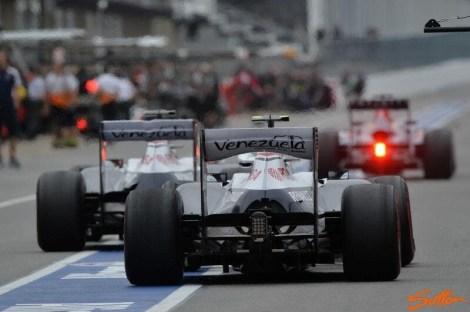 Williams F1 © Sutton Images