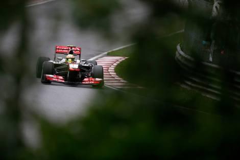 Sergio Perez © Vodafone McLaren Mercedes