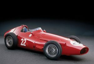 1956 Maserati 250F © Sports Car Digest