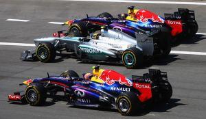2013 German Grand Prix Start © Im a Die Hard F1 Fan