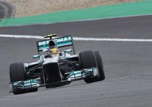 Lewis Hamilton © Mercedes F1