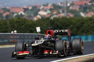 Lotus F1 © Lotus F1