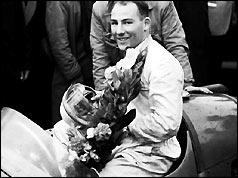 Stirling Moss 1955 ©BBC