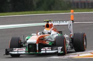Belgium Grand Prix Adrian Sutil