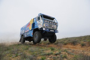 Dakar - Kamaz
