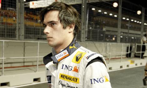 Nelson Piquet Jnr © theguardian