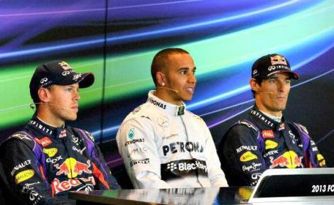 Spa Qualifying Press Conference