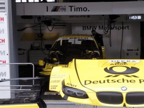 BMW M3 DTM - Timo Glock