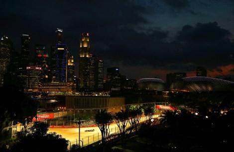 FORMULA 1 - Singapore GP