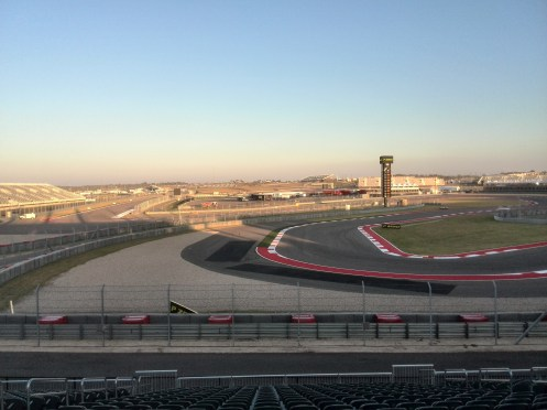 Austin Turn 15  - 2 hours post race