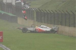 Perez - Brazilian GP 2013