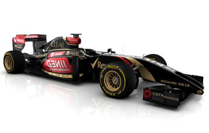 Lotus E22 Launch